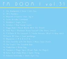 FM DOOM ! vol.31